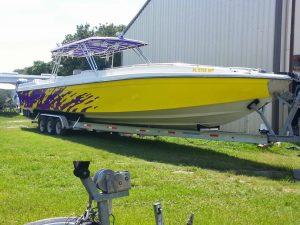 boat wrap 300x225 Boat Wraps