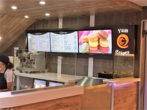 custom digital menu boards 1 300x225 POP Signs