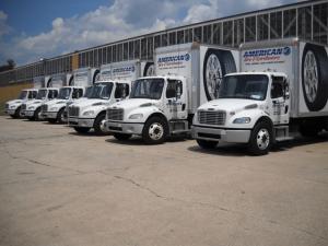 fleet wrap 300x225 Commercial Fleet Wraps & Graphics