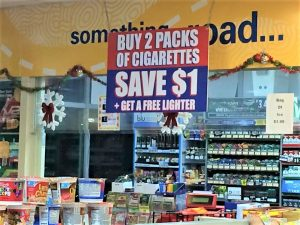 promotional hanging sign 300x225 POP Signs