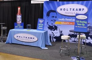 Holtkamp Trade Show Graphics e1536773781167 300x194 Canopy Tents