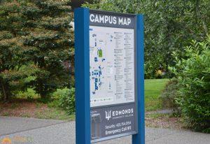 map directory wayfinding outdoor post panel 300x206 School Signs