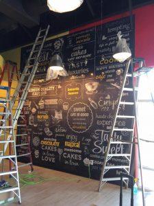 vinyl wall mural indoor install 225x300 Bar Signs