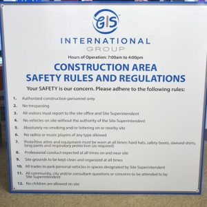 manufacturing safety indoor sig2 300x300 Warehouse Signs